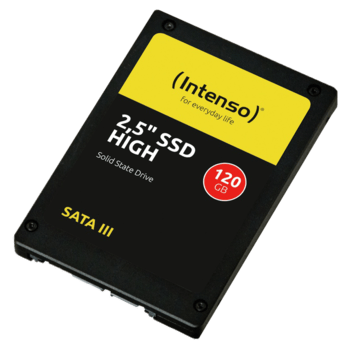 SSD 120GB Intenso