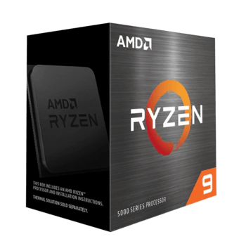 AMD Ryzen 9 5900X - 12 Cores