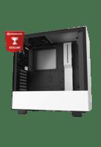 NZXT H511 Zwart/Wit