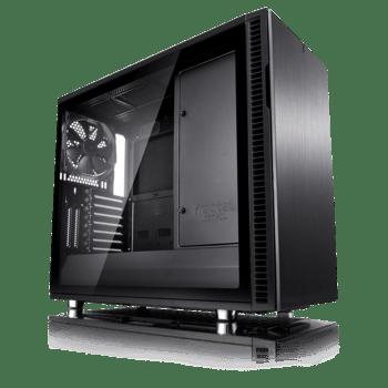 Fractal Design Define R6 USB-C Tempered Glass Zwart